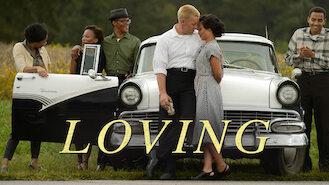 Loving (2016) on Netflix in Russia