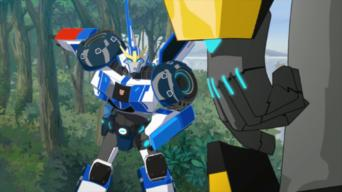 Transformers: Robots in Disguise: Season 1: Rumble in the Jungle